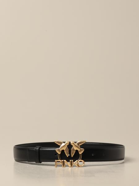Aster Simply Pinko leather belt