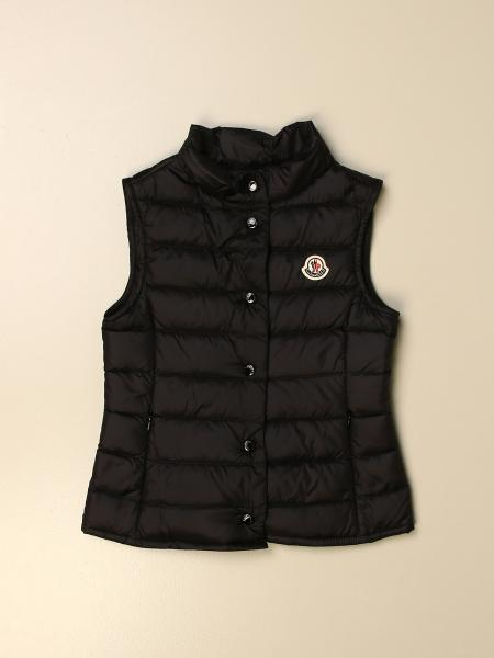 Moncler: Liane Moncler vest down jacket in padded nylon