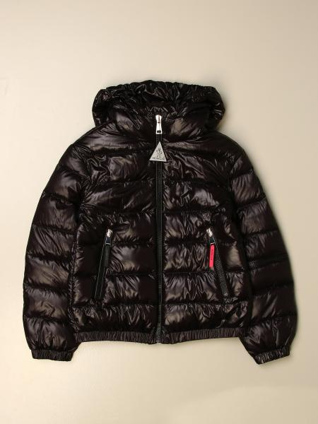 Moncler: Moncler Antipas down jacket in padded and shiny nylon