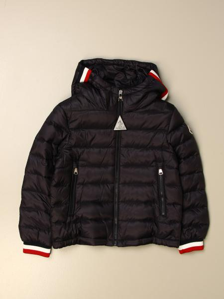 Moncler: Moncler Giroux down jacket in padded nylon