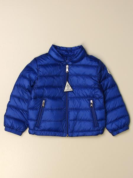 Ecrins Moncler down jacket in light padded nylon
