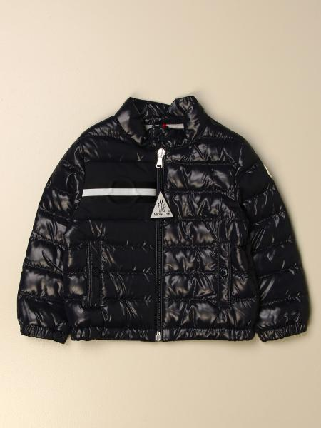Alipos Moncler down jacket in padded and shiny nylon