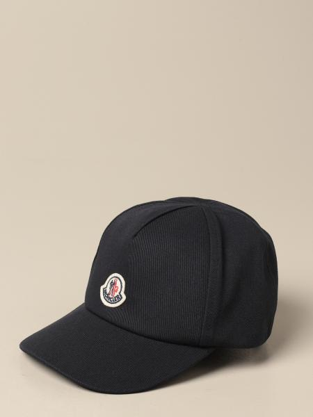 Moncler baseball cap with logo