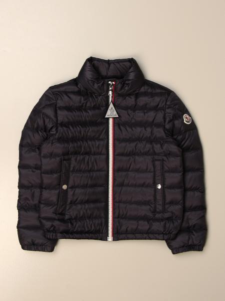 Moncler Giroux down jacket in padded nylon