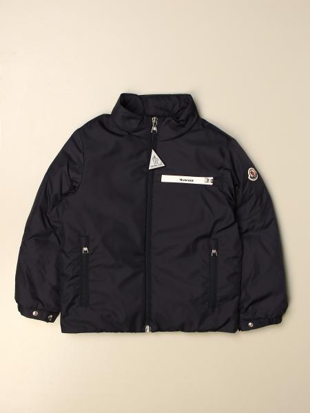 Demetrio Moncler nylon jacket