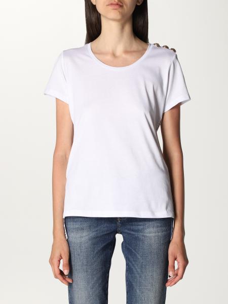 Paciotti 4Us: T-shirt Paciotti 4US con bottoni
