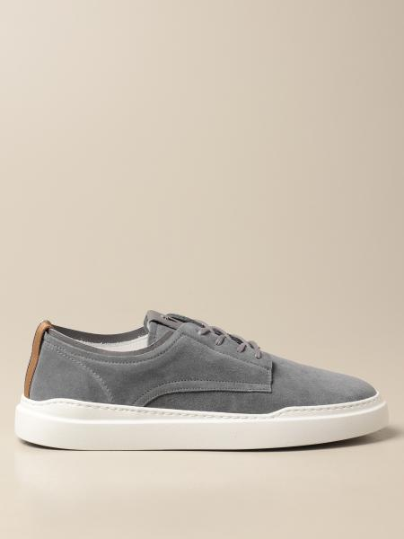 Paciotti 4Us: Sneakers Paciotti 4US in camoscio