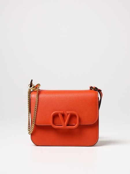 Valentino women: Valentino Garavani VSling bag in grained leather