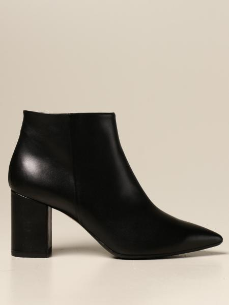 Anna F. leather ankle boot