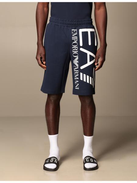 Pantalones cortos hombre Ea7