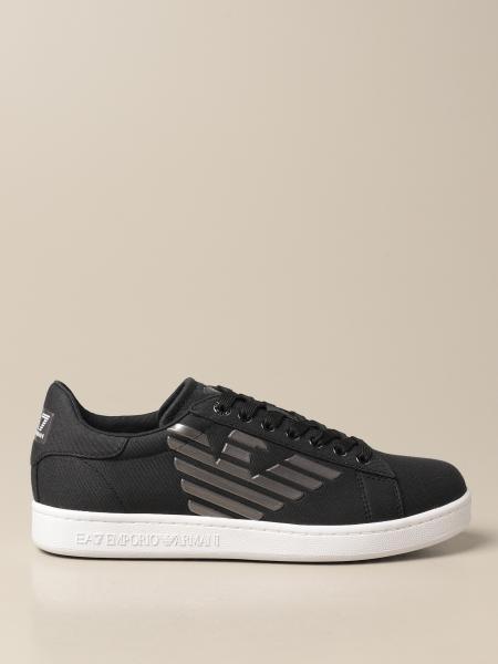 Sneakers EA7 in tessuto