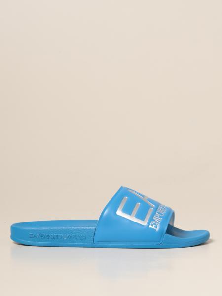 Обувь Мужское Ea7