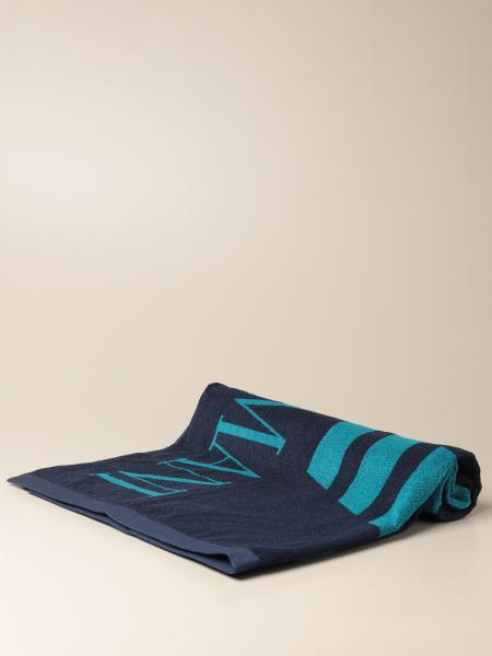 Beach towel men Ea7
