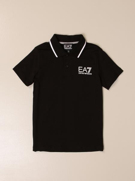 Polo衫 儿童 Ea7