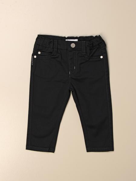 Pantalone Emporio Armani in cotone stretch