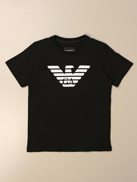 T-shirt Emporio Armani in cotone con logo
