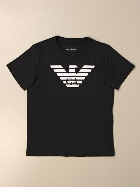 Emporio Armani cotton t-shirt with logo