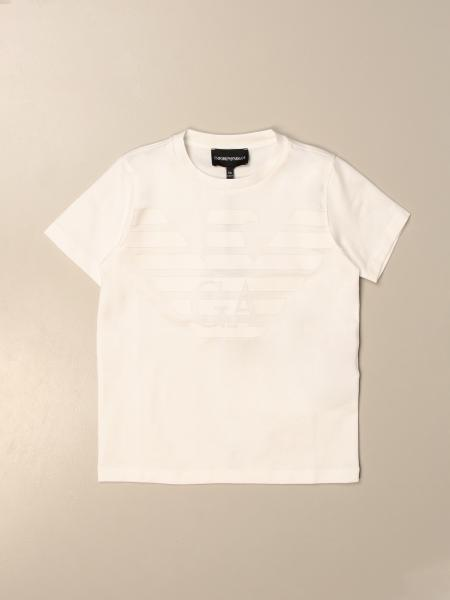 Emporio Armani T-shirt with logo print