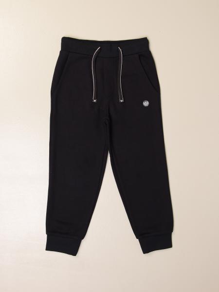 Emporio Armani jogging trousers with small logo