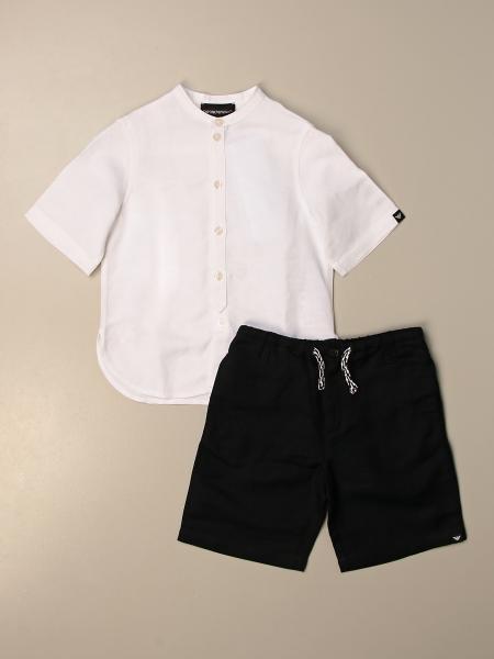 Clothing set kids Emporio Armani
