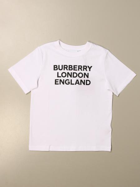 Camisetas niños Burberry
