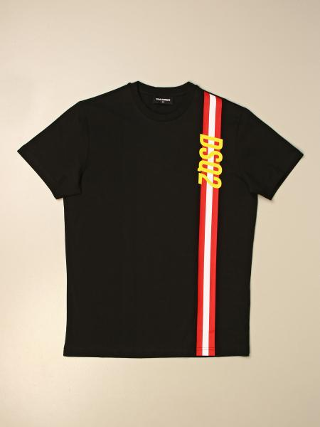 Dsquared2 Junior T-shirt in cotton with logo