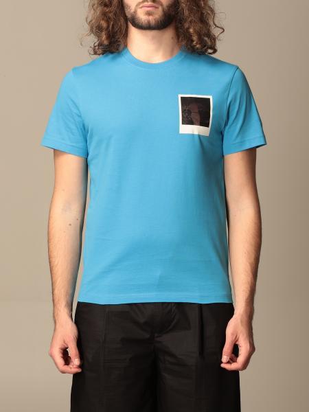 Футболка Мужское Lacoste X Polaroid