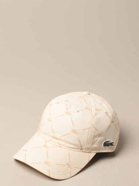 Lacoste L!Ve: Cappello da baseball Lacoste L!ve con logo all over