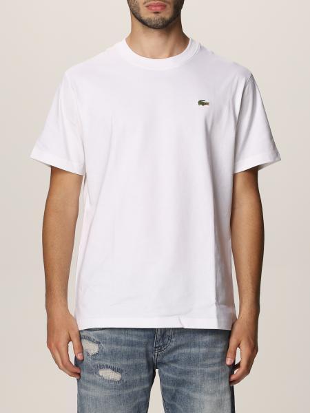 T-shirt men Lacoste L!ve
