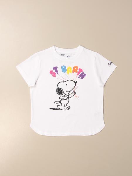 MC2 Saint Barth T-shirt with print