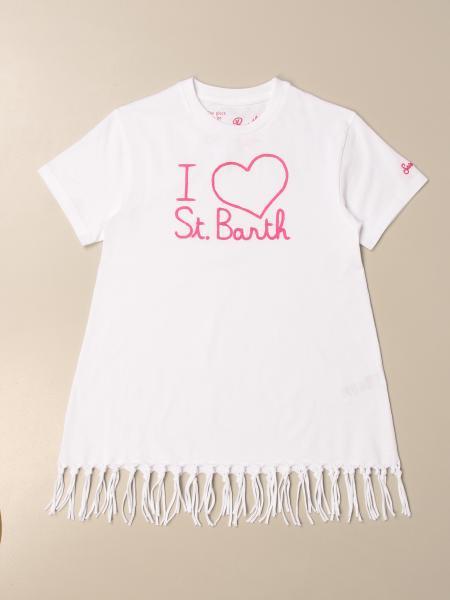Dress kids Mc2 Saint Barth