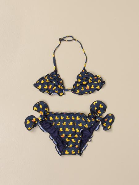 MC2 Saint Barth bikini swimsuit with all over ducks