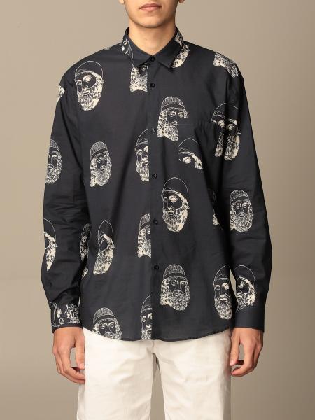 Paura shirt by Danilo Paura with pattern