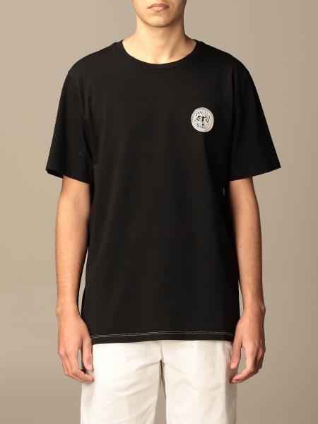 T-shirt Paura di Danilo Paura in cotone con stampa