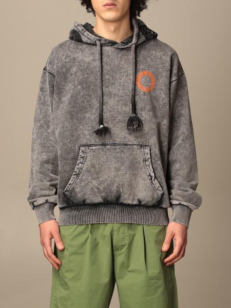 Sweatshirt men Paura Di Danilo Paura