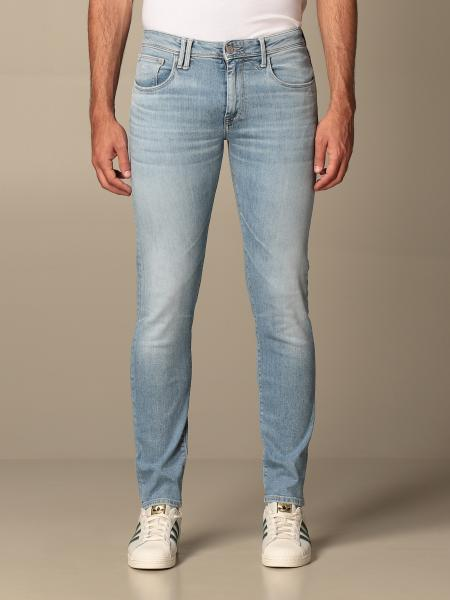 Touch denim skinny