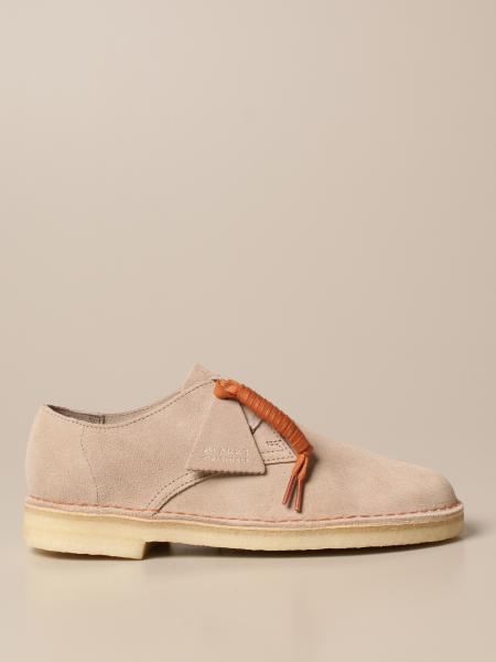 Clarks: Mocassino Desert khan Clarks Originals in suede