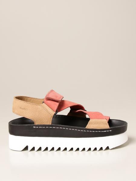 Обувь Женское Clarks Originals