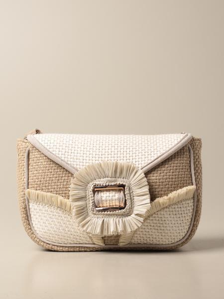Via Mail Bag: Bolso de hombro mujer Via Mail Bag