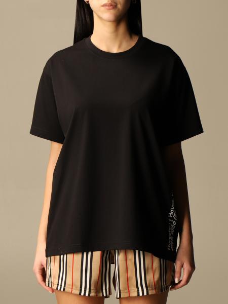 Burberry women: T-shirt women Burberry
