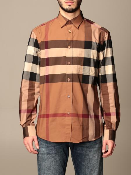 Burberry homme: Chemise homme Burberry