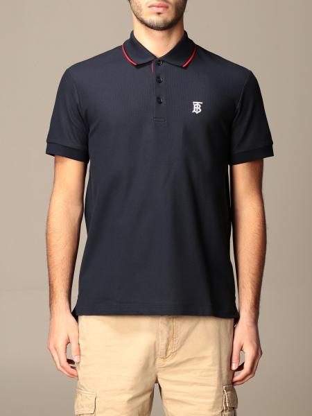 Polo homme Burberry
