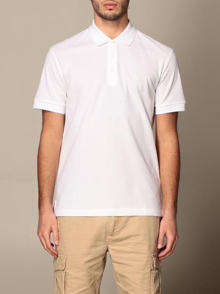 Burberry homme: Polo homme Burberry