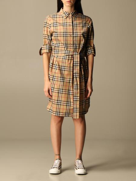 Burberry femme: Robes femme Burberry