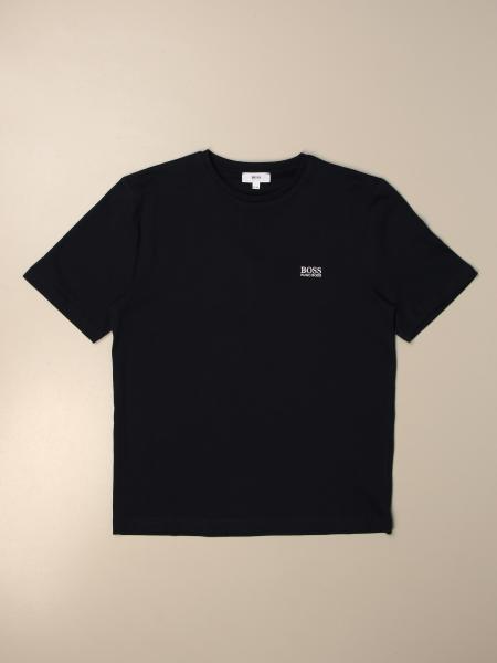 Hugo Boss cotton t-shirt with logo