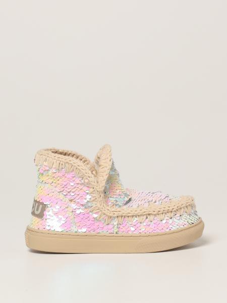 Обувь Детское Mou