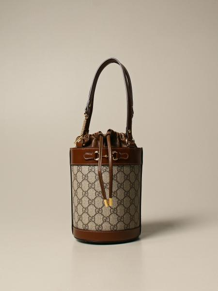 Gucci 女士: Gucci Horsebit 1955 水桶包