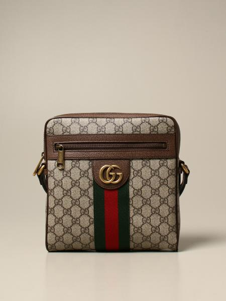 Gucci Ophidia shoulder bag in GG supreme fabric