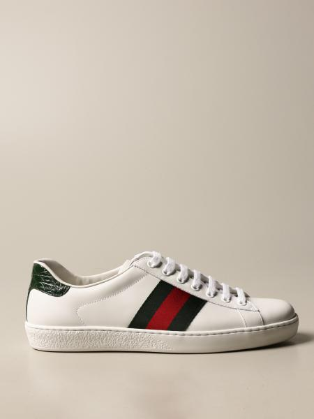 Gucci Ace sneakers in classic leather
