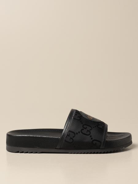 Slider Off The Grid Gucci sandal with GG logo